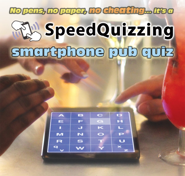 Hot new look for SpeedQuizzing