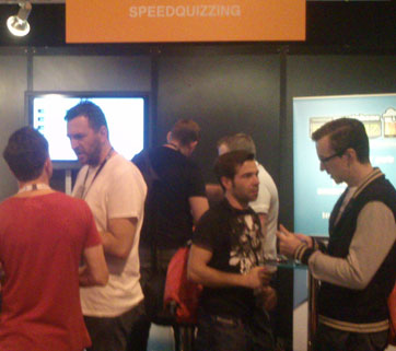 SpeedQuizzing at BPM 2014