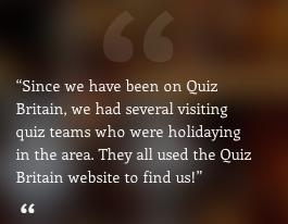 Quiz Britain Testimonial