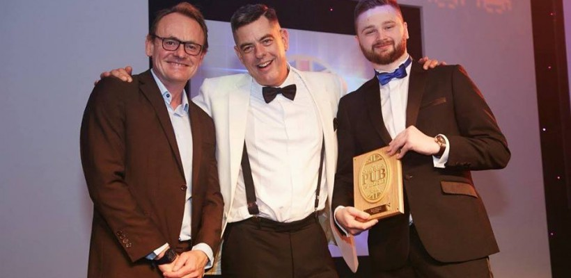 SpeedQuizzing venue wins Best Entertainment Pub in the UK 2015